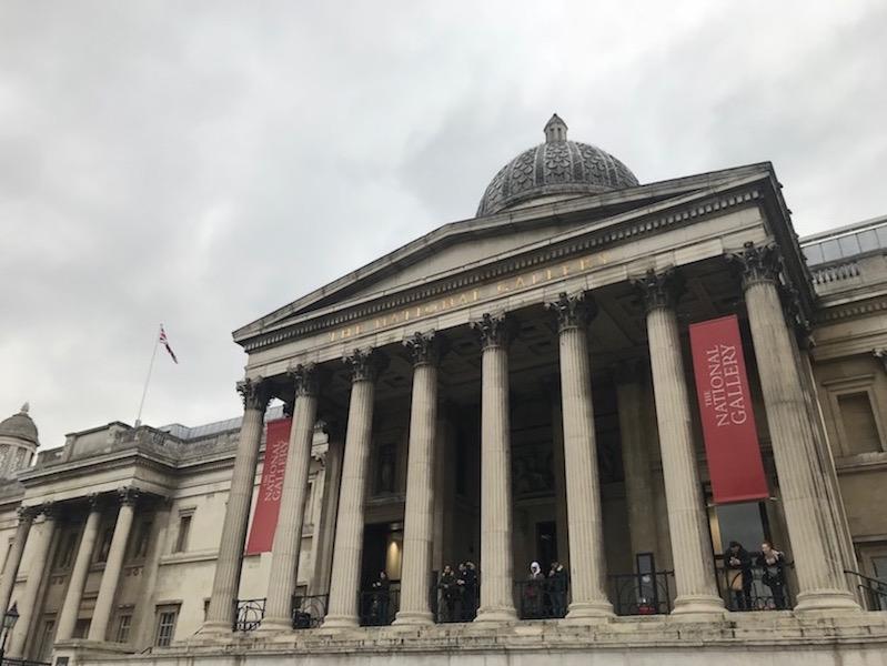 Lugares para visitar em Londres: National Gallery